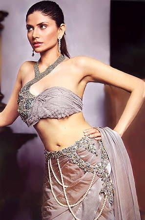 Aleena Khan Designer Saris