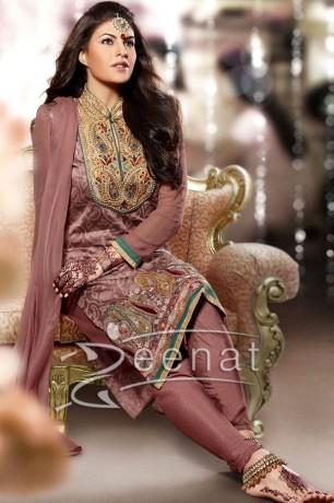 Bollywood Churidar Shalwar Kameez on Jacqueline Fernandez