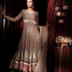 Anarkali Styles By Maria B Bridal Collection 2011