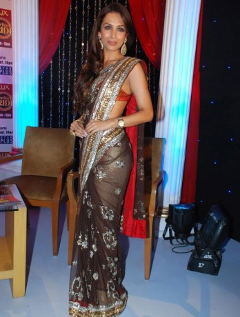Mallaika at the launch of Perfect Bride