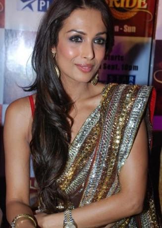 Malaika Arora Khan In Designer Sarees