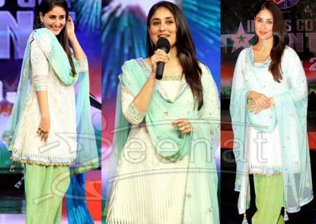 Kareena Kapoor Indian Salwar Kameez 2010