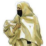 Moroccan Niqab
