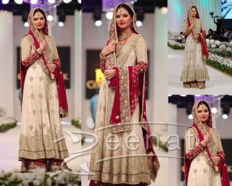 Sunita Marshal In Designer Lehenga Choli
