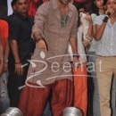 Rockstar Ranbir Kapoor In Brown Kurta