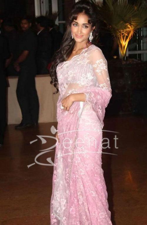 jiah khan genelia ritesh wedding reception