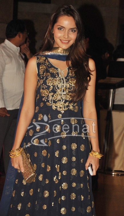 Shazahn Padamsee at Genelia D Souza and Ritesh Deshmukh wedding