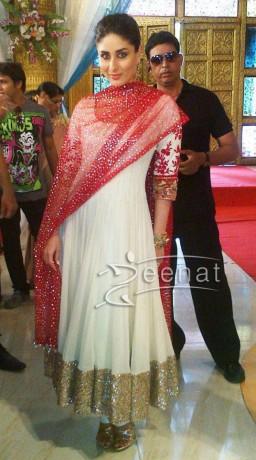 Kareena Kapoor Anarkali Salwar Kameez