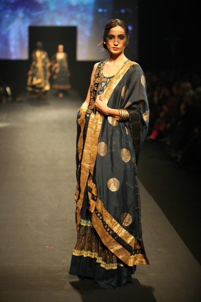 Ritu Kumar Latest Bridal Collection 2012 (2)