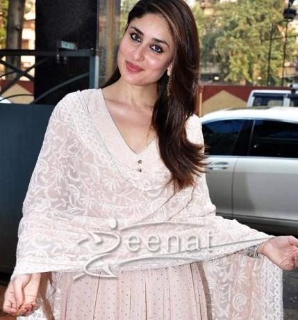 Kareena Kapoor Anarkali Churidar Salwar Kameez