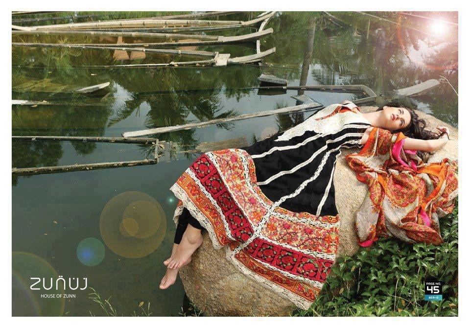 Lakhani silk mills summer design