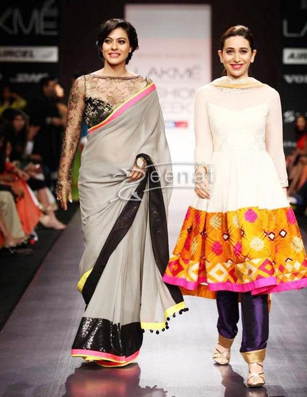 Zeenat Blouse Design 89