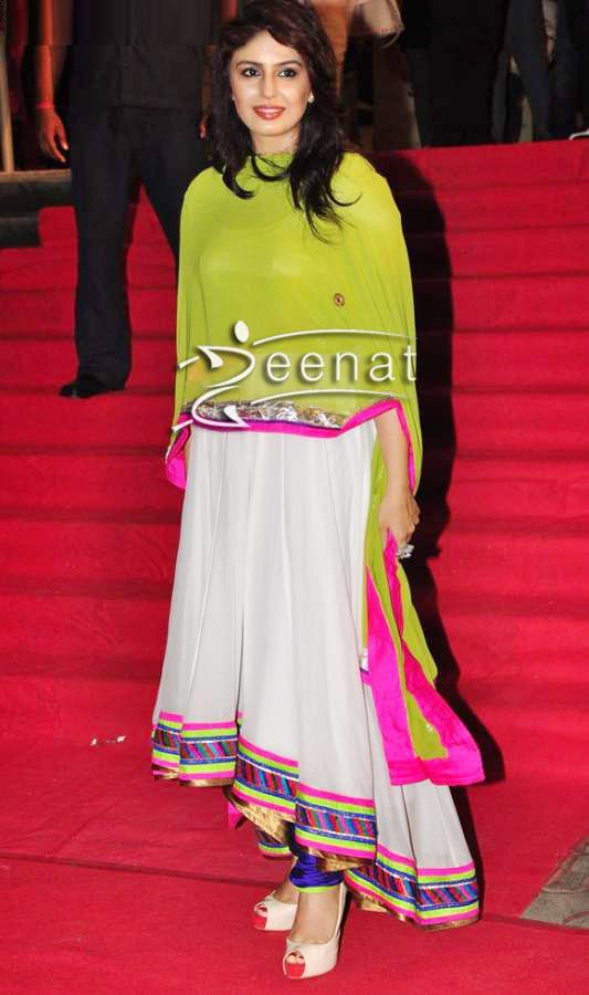Huma Qureshi In Traditional Anarkali | Zeenat Style