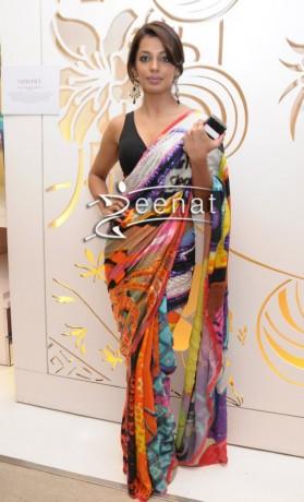 Mugdha-Godse-In-Designer-Saree
