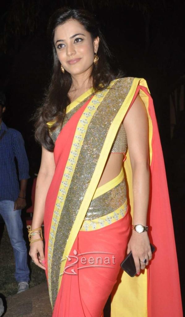 Nisha Agarwal At Sukumarudu Audio Launch