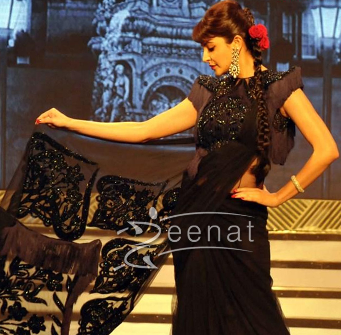 Anushka Sharma Bollywood Sarees