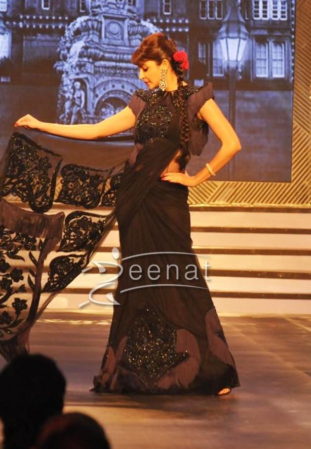 Anushka Sharma Indian Saree