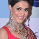 Genelia D'Souza In Indian Wear