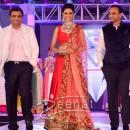 Genelia D'Souza In Designer Lehenga Choli