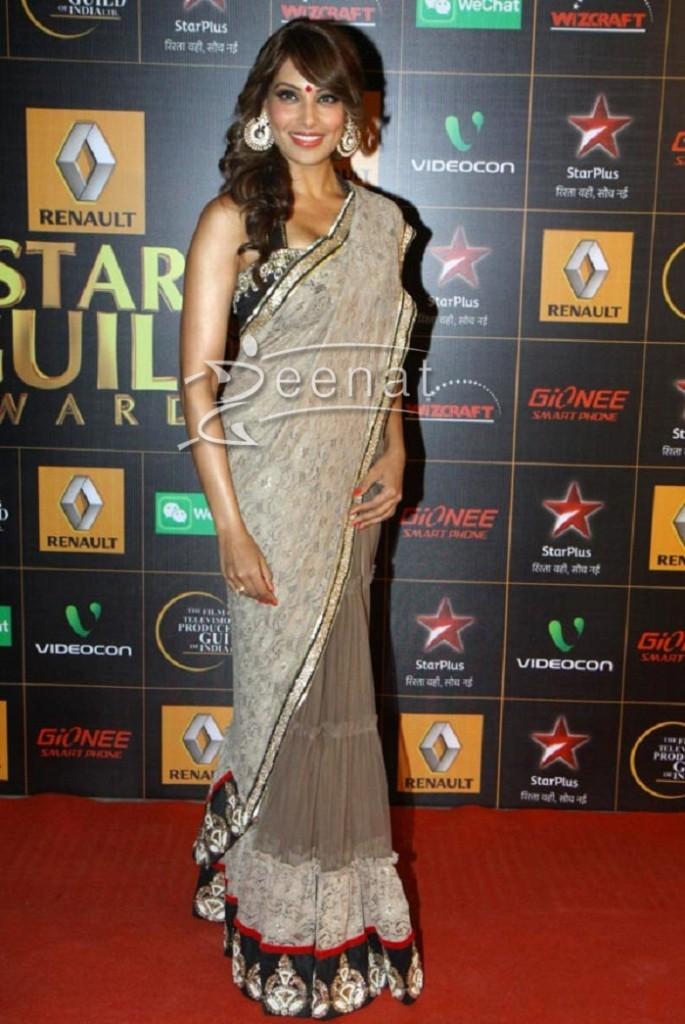 Bipasha Basu at Star Guild Awards 2014