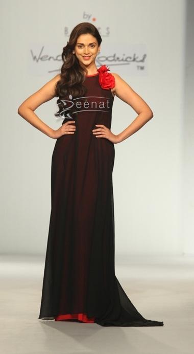 Aditi Rao Hydari In Designer Maxi