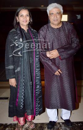Shabana Azmi attend Screen Awards nomination party