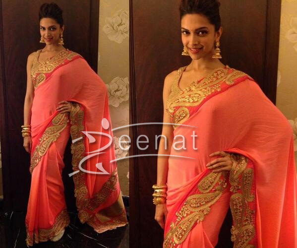Deepika Padukone at Ahana-Deol's Reception