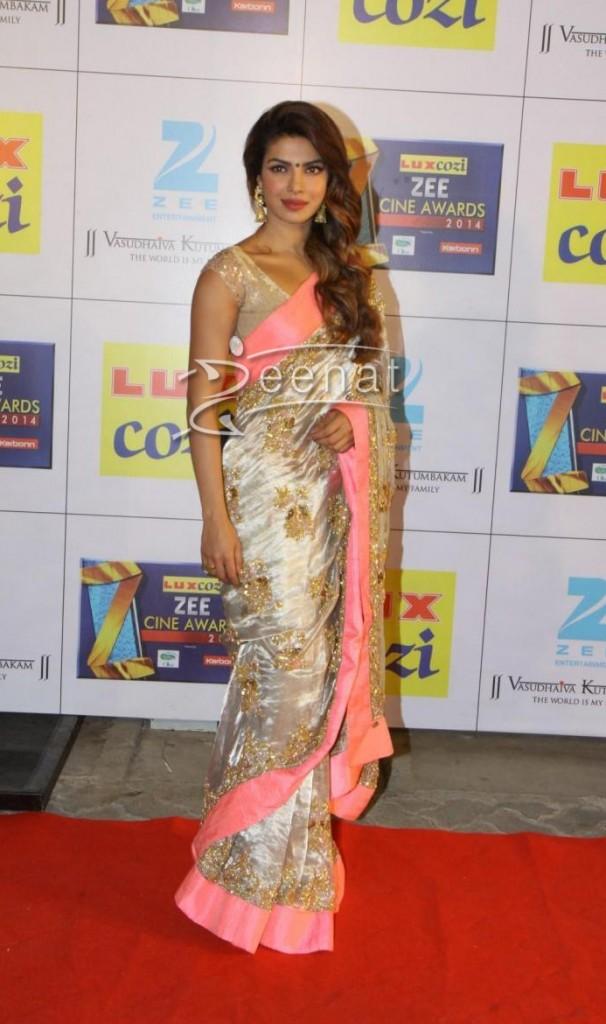 Priyanka Chopra At Zee...