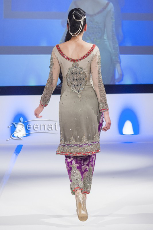 Sahzia-Kiyani-New-Collection-In-Pakistan-Fashion-Show-London-2014-For-Girls-2