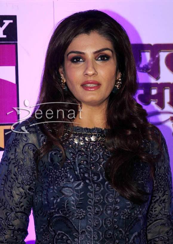 Raveena-Tandon-in-Yeh-Pal-Hamara-Hai-serial