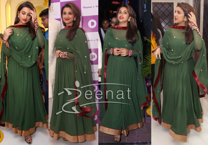 Parineeti-Chopra-In-Divani-At-Daawat-E-Ishq-Promotions-1