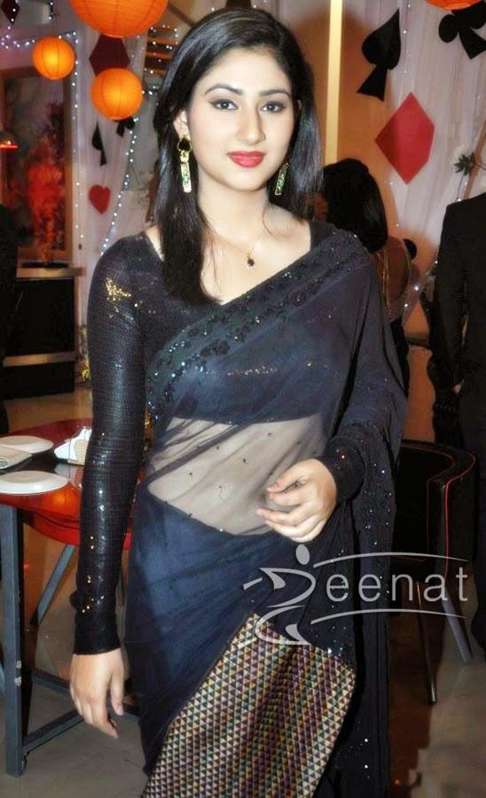 Bollywood Actresses In Transparent Saree