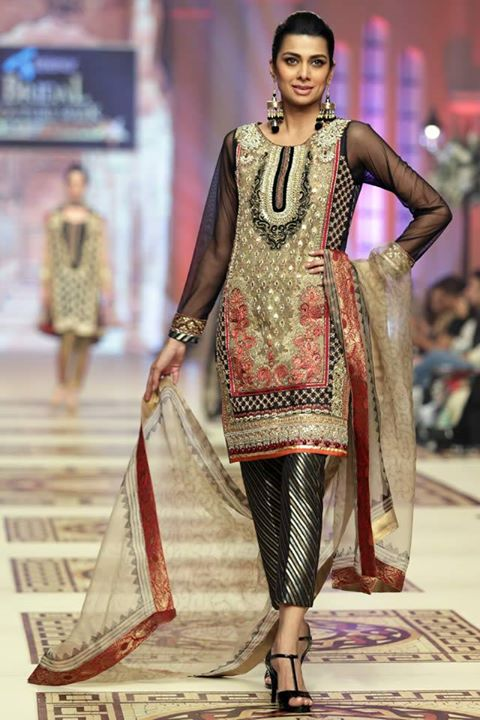 Asifa Nabeel Bridal Couture Week (3)