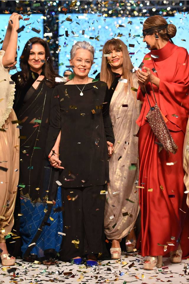 Maheen Khan 'To Karachi With Love' Collection at BCW 2014 (5)