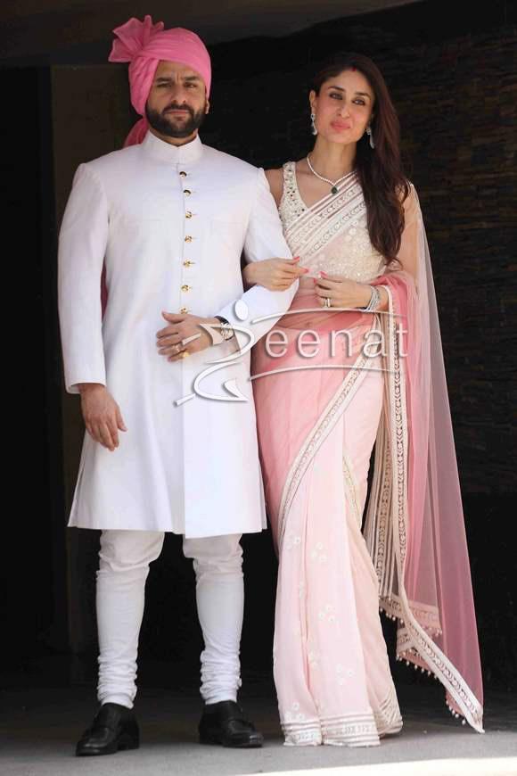 Saif-and-Kareena-at-Soha-Ali-Khan-Wedding-pics-2015