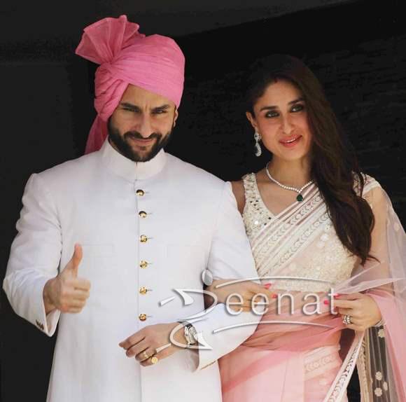 Saif-and-Kareena-at-Soha-Ali-Khan-Wedding