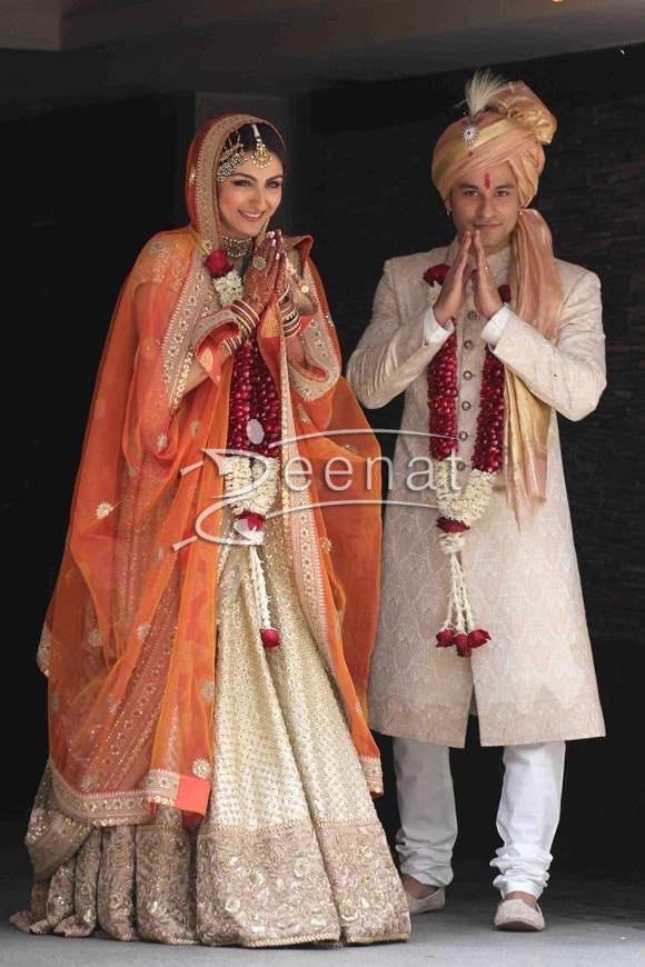 Soha-Ali-Khan-Wedding-Lehenga-Sabyasachi
