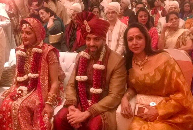Sonakshi sinha brother wedding