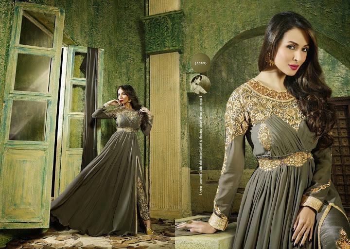 Malaika Arora Khan Bollywood Salwar Kameez (5)