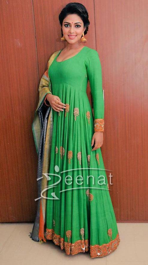 Amala-Paul-In-Gaurang-Anarkali-