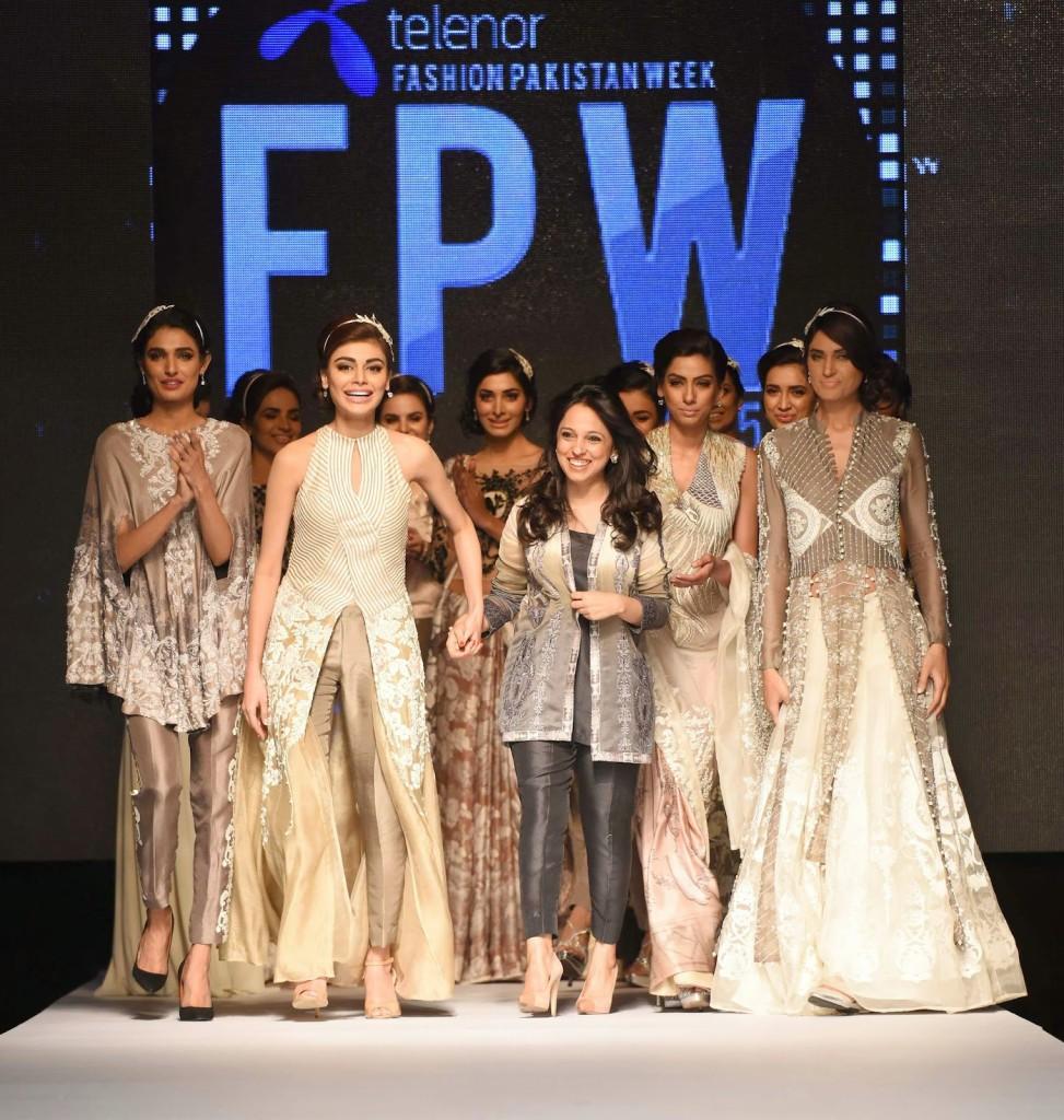 Nida Azwer at Telenor Fashion Pakistan Week 2015 Day 1 (22)