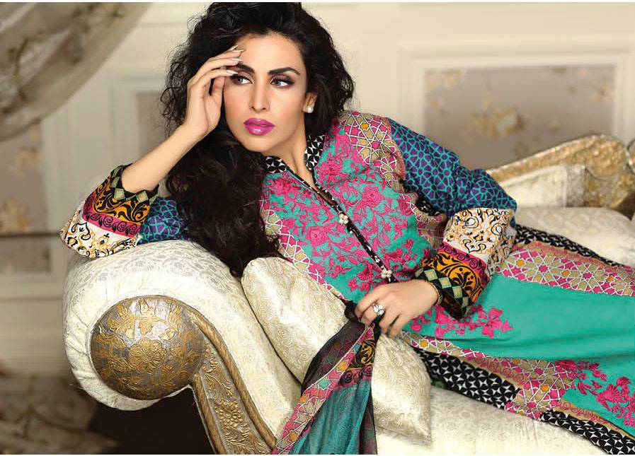 Ayesha Chottani Eid Collection 2015 (10)