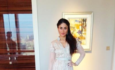 Kareena Kapoor in Faraz Manan