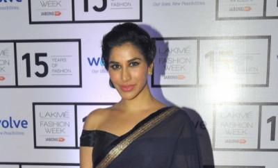 Sophie Chaudhary In Manish Malhotra