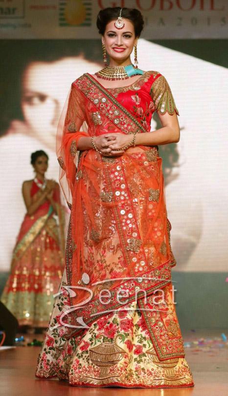 Mohit Goyal of Poshaak at Globoil Awards 3