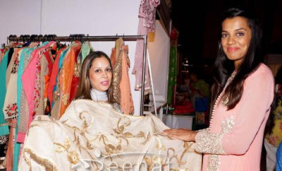 Mugdha Godse Inaugurates Hi Life Luxury Fashion Exhibition 5