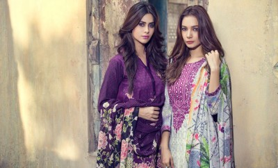 Gulaal Winter Linen Collection 2015