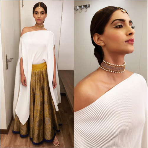 Sonam Kapoor In Payal Khandwala