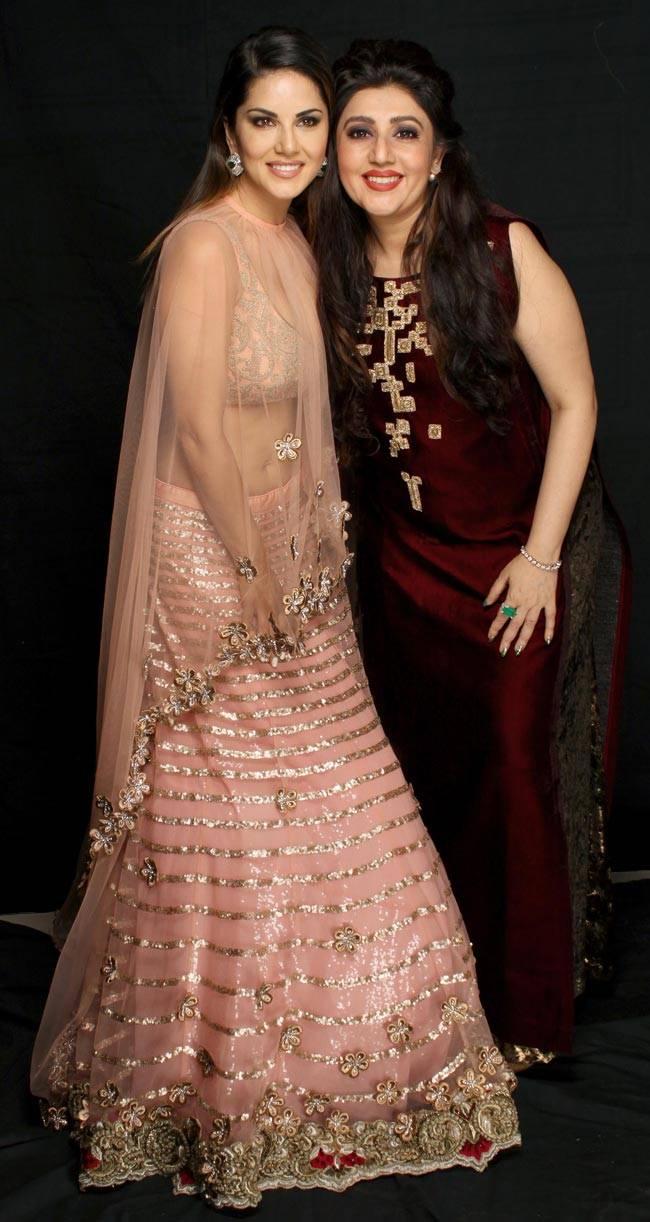 Sunny Leone Archana Kochhar Bridal Avatar2