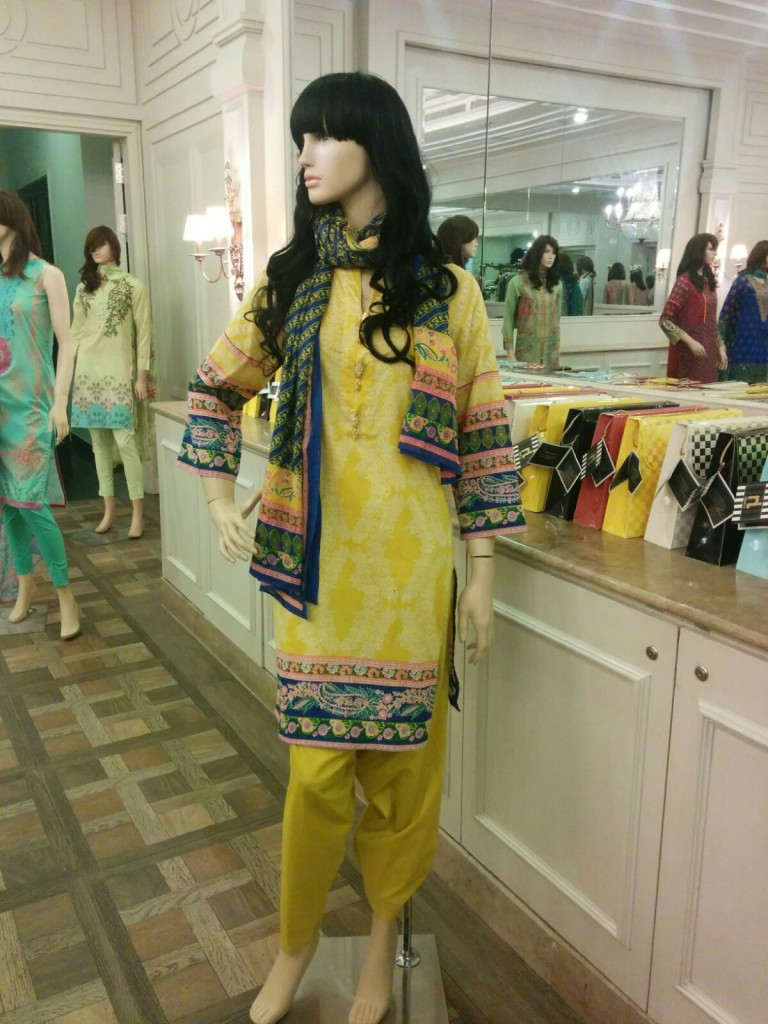 Nishat Linen SS Collection 2016 (4)